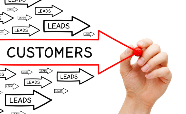 Leads and conversion